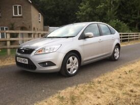 2009 FORD FOCUS, ONLY 67000 MILES, FULL SERVICE HISTORY, 2 PREVIOUS OWNERS