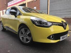 Renault Clio 2014 1.5 dCi ECO ENERGY Dynamique MediaNav (s/s) 5dr 1 OWNER,£0 TAX