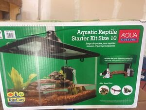 Brand new aquatic starter kit size 10