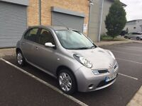 NISSAN MICRA AUTOMATIC 35000 MILES