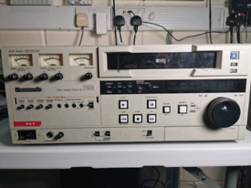 Panasonic S-VHS Professional AG-7650 with TBC