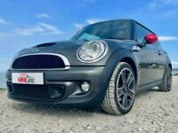 2010 MINI HATCHBACK Mini 1.6 Cooper S [184] 3dr with Full Lounge Leather, Panora
