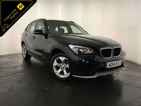 2014 BMW X1 SDRIVE16D SE DIESEL ESTATE 1 OWNER FROM NEW FINANCE PX WELCOME