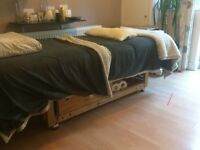 Massage Table (living earth craft)