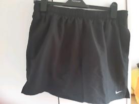 Nike large swim shorts