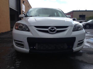 2008 Mazda MAZDASPEED3 2.3l turbo Nego