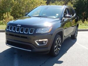 2017 Jeep COMPASS NEW STYLE!!!  LIMITED!
