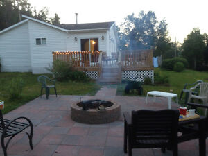 Cottage at Flat Water Park / Baie Verte / Nfld