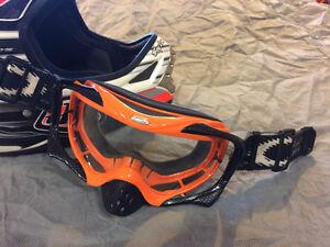 Troy Lee Dirt Bike Helmet Peterborough Peterborough Area image 7