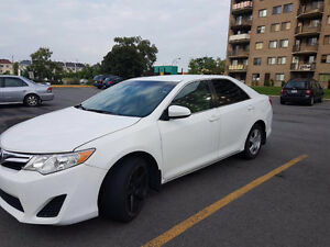 2012 Toyota Camry LE Sedan - A1 Condition,Winter Tires included