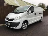 Vauxhall Vivaro Sportive LWB 2.0CDTi 115ps 2900..2 OWNERS..IMMACULATE.