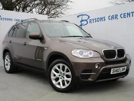 2010 60 BMW X5 3.0TD Auto xDrive30d SE for sale in AYRSHIRE