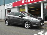 15/65 FORD FIESTA 1.0T ECOBOOST TITANIUM X,5 DOOR.UPTO 5 YEARS 0% AVAILABLE