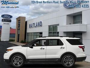 2014 Ford Explorer Sport   - Low Mileage