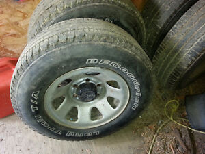 Toyota pu tires 225 75r 15