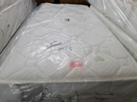 Brand New Sealy Activsleep Comfort Memory Pocket 1800 Mattress 3ft Single
