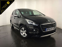 2014 PEUGEOT 3008 ACTIVE HYBRID 4 AUTOMATIC 1 OWNER SERVICE HISTORY FINANCE PX