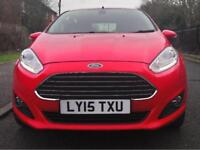 Ford Fiesta 1.6 ( 182ps ) EcoBoost 2013.25MY ST 2