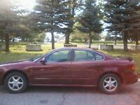 2001 Oldsmobile Alero Berline