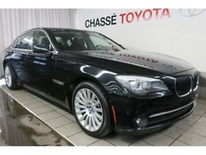 2012 BMW 7 Series 750i xDrive Executive pkg