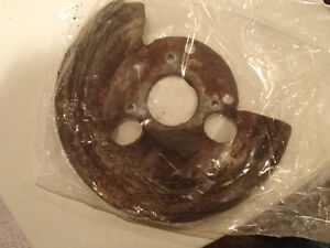 MOPAR Left Disc Brake Splash / Dust Shield 3580827. 1973-74 B, E Sarnia Sarnia Area image 2