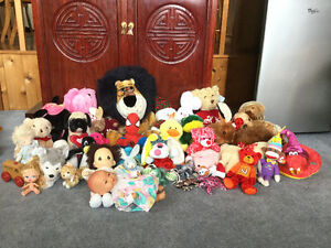 Stuffed animals and dolls for sale