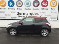 Suzuki Swift 1.2 (94ps) SZ-L Hatchback 3d 1242cc