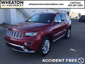 2014 Jeep Grand Cherokee Summit  - Navigation