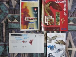 CANADA POST DETAILS & COLLECTABLES MAGAZINES