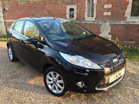 Ford Fiesta 1.4 ( 96ps ) 2010.5MY Zetec