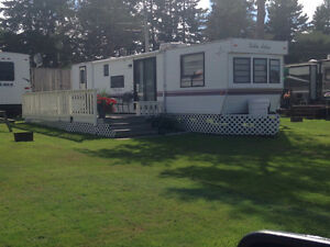 RV Vacation Rental - $50. Gift Card for Booking by April 19th.