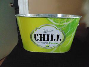 "Ice bucket Miller ""Chill"