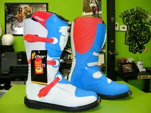 THOR - Blitz Boots - Size 11 - NEW at RE-GEAR