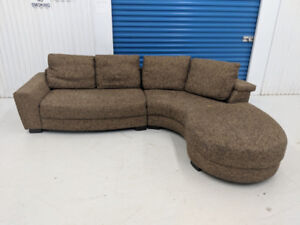 Urban Barn Sectional L-Shape Sofa Chaise Lounge. FREE DELIVERY