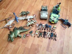 Jurassic Park Toys For Sale or Trade