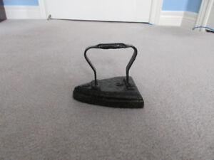 Sad/Flat Iron