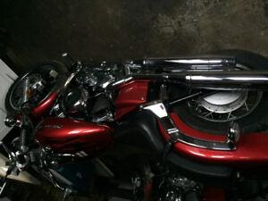 2008 Yamaha vstar 650 custom