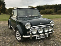 BRITISH RACING GREEN AMAZING CONDITION AUSTIN MINI 1.3I JOHN COOPER LTD EDITION