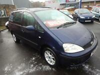 Ford Galaxy 1.9TD ( 115ps ) 2001MY Zetec
