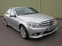 2010 Mercedes-Benz C Class 3.0 C350 CDI BlueEFFICIENCY Sport 4dr