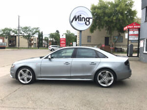 2011 Audi S4 Supercharged MANUAL