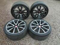 BENTLEY CONTINENTIAL 21 INCH ALLOYS, SET OF 4