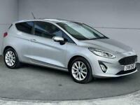 2018 Ford Fiesta TITANIUM Manual Hatchback Petrol Manual