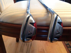 Nike VR Pro 3 & 4 Hybird Clubs