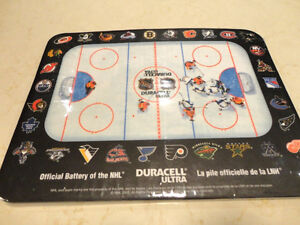 NHL Rink Mousepad -Brand new sealed. A Great Pad for Hockey Fans
