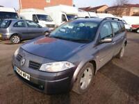 Renault Megane 1.9dCi ( 120bhp ) Dynamique ESTATE - 2004 54-REG - 3 MONTHS MOT
