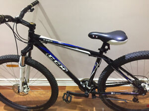 CCM 29 ER MOUNTAIN BIKE.