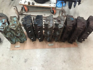 Pontiac Firebird Parts- 6X heads, engine parts, TH350 1975 76 77