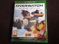 OVERWATCH: ORIGINS EDITION (XBOX 1 - CHEAPEST ON GUMTREE)