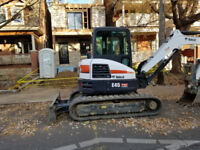 NEED EXCAVATION OR BOBCAT SERVICES $70.00  AN  HOUR.